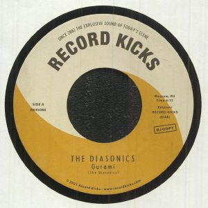 The Diasonics - Gurami