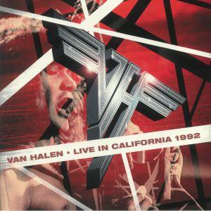 Van Halen - Live In California 1992
