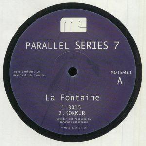 Lafontaine / Orbe - Parellel Series 7