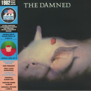 The Damned - Strawberries (reissue)