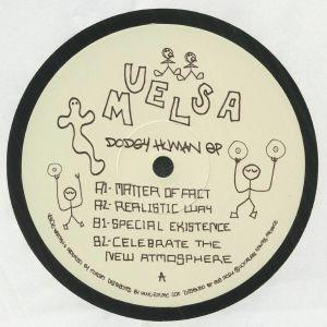 Muelsa - Dodgy Human EP