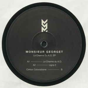 Monsieur Georget - Le Charme Du KO EP