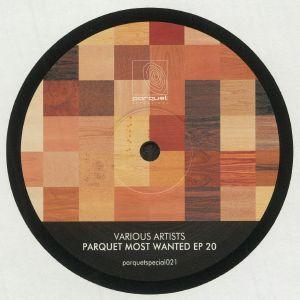 Solee / Several Definitions / D-nox & Gai Barone / Convolute - Parquet Most Wanted EP 20