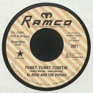 Al Reed / Soul Blenders - Funky Funky Curfew/Funky Night Club