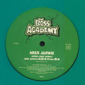 Bass Junkie / Gods Of Technology / Phil Klein - The Bass Academy Vol 5