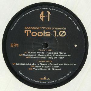 Nubian Mindz / Solidwood / Man / Ipulate / Joris Blaine / Soft Sugar / Tom Churchill - Tools 1.0