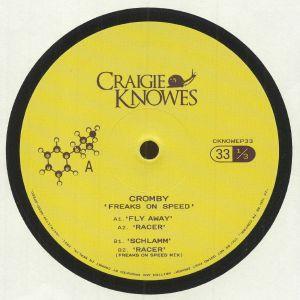 Cromby - Freaks On Speed