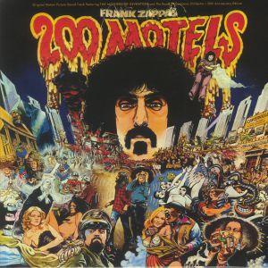 Frank Zappa - 200 Motels (Soundtrack)
