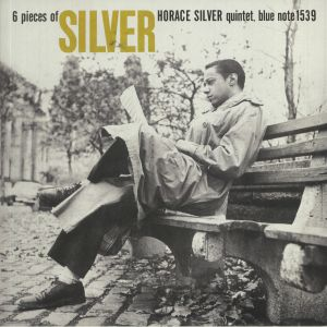 Horace Silver - 6 Pieces Of Silver