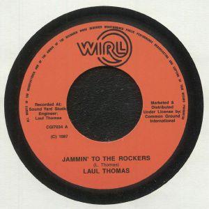 Laul Thomas - Jammin' To The Rockers (reissue)