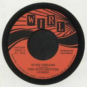 The Blue Rhythm Combo - In My Dreams (reissue)
