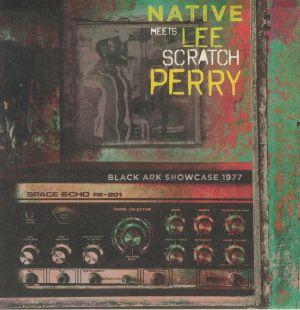 Lee Scratch Perry / Native - Black Ark Showcase 1977