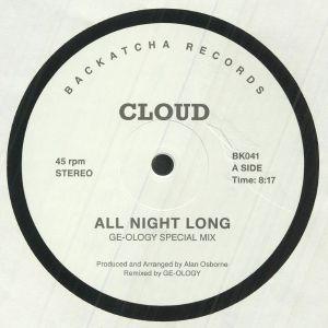 CLOUD - All Night Long
