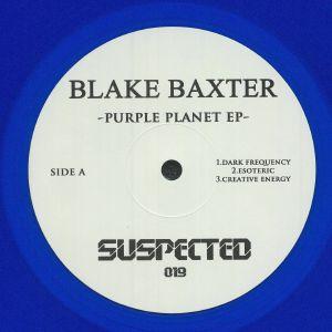 Blake Baxter - Purple Planet EP (repress)
