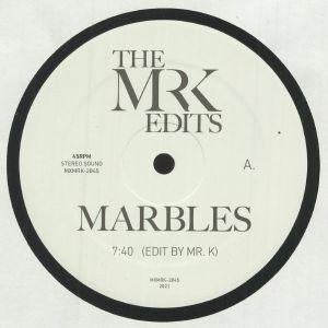 Mr K - Marbles