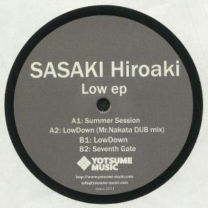 Sasaki Hiroaki - Low EP