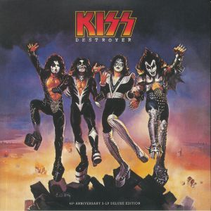 Kiss - Destroyer (45th Anniversary Deluxe Edition)