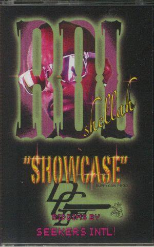 Rdl Shellah - Showcase EP