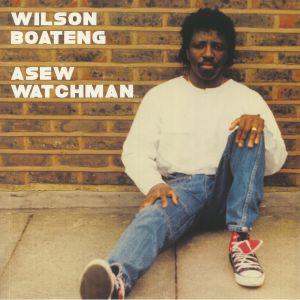 Wilson Boateng - Asew Watchman