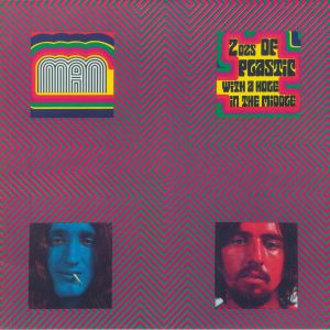 Man - Two Ozs Of Plastic With A Hole In The Middle (reissue)
