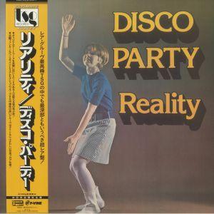 Reality - Disco Party (reissue)