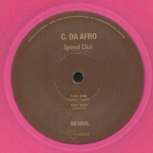 C Da Afro - Speed Dial