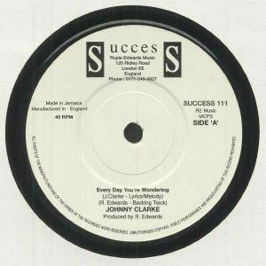 Johnny Clarke / Mr Bojangles - Every Day You're Wondering