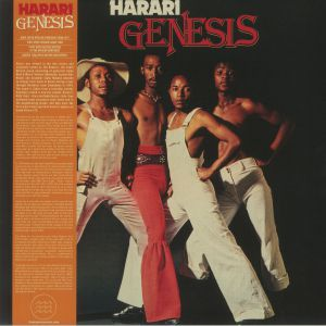 Harari - Genesis (reissue)