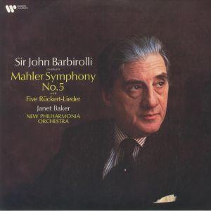 Sir John Barbirolli / Janet Baker / New Philharmonia Orchestra - Mahler: Symphony No 5/Five Ruckert Lieder