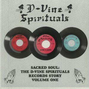 Various - The D-Vine Spirituals Records Story Vol 1