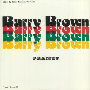 BROWN, Barry/VARIOUS - Praises