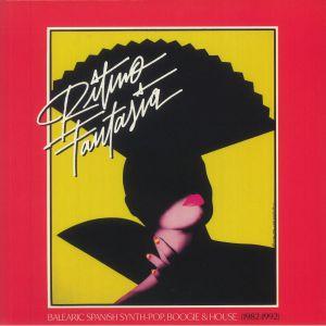 Various - Ritmo Fantasia: Balearic Spanish Synth Pop Boogie & House (1982-1992)