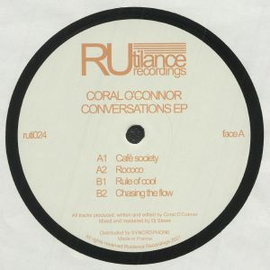 O'CONNOR, Coral - Conversations EP