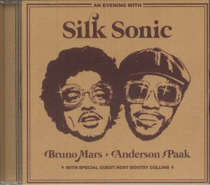 Bruno Mars / Anderson Paak / Silk Sonic - An Evening With Silk Sonic