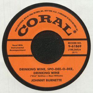Johnny Burnette - Drinkin' Wine Spo Dee O Dee