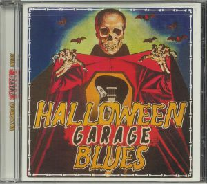 Various - Halloween Garage Blues