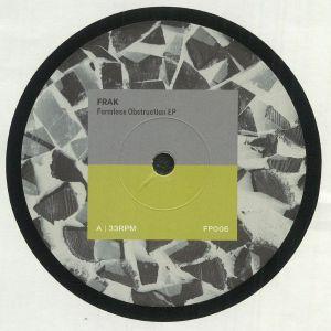Frak - Formless Obstruction EP