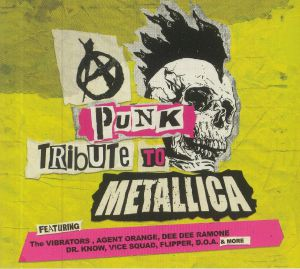 Various - A Punk Tribute To Metallica