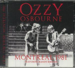 Ozzy Osbourne - Montreal 1981
