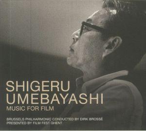 Shigeru Umebayashi - Music For Film (Soundtrack)