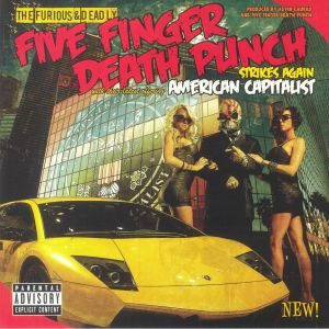 Five Finger Death Punch - American Capitalist (10th Anniversary Edition)