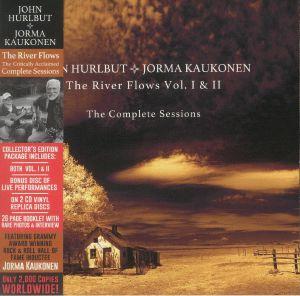 John Hurlbut / Jorma Kaukonen - The River Flows Vol I & II: The Complete Sessions