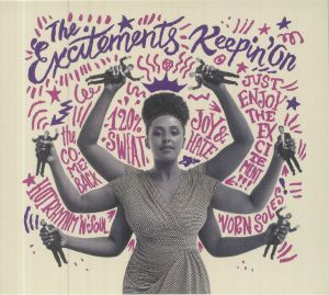 The Excitements - Keepin' On