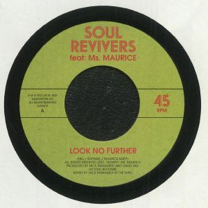 Soul Revivers / Ms Maurice - Look No Further