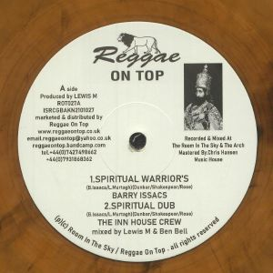 Barry Isaacs - Spiritual Warriors