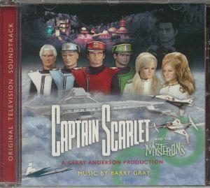 Barry Gray - Captain Scarlet & The Mysterons (Soundtrack)