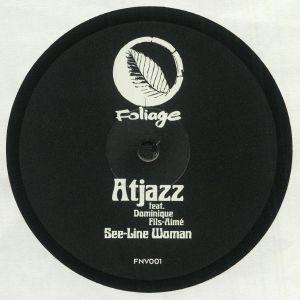 Atjazz / Dominique Fils Aime - See Line Woman