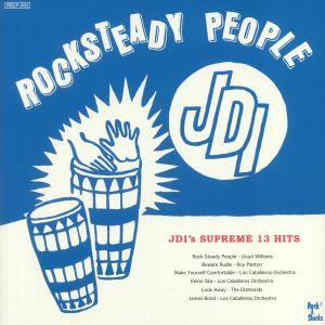 Various - Rock Steady People: JDI's Supreme 13 Hits