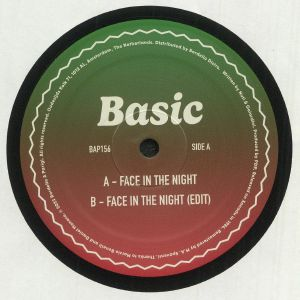 Basic - Face In The Night (reissue)