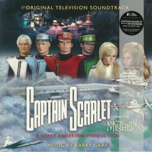 Gerry Anderson - Captain Scarlet & The Mysterons (Soundtrack)